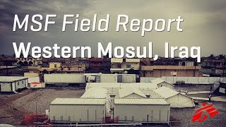 A Dire Situation in Western Mosul, Iraq