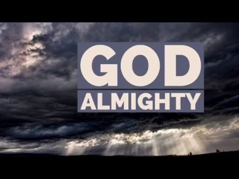 God in Revelation: God Almighty (Instrumental)