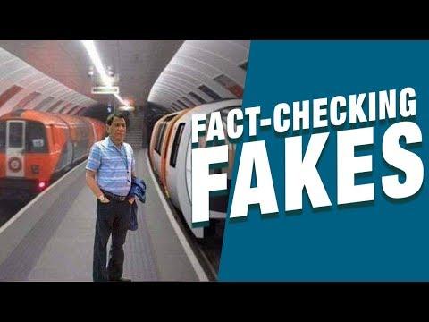 Stand for Truth: Viral photo ni Duterte sa subway ng Pilipinas, peke raw!