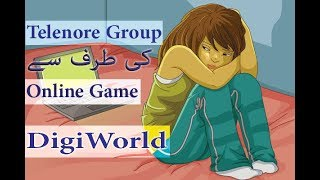 A new interactive game by Telenor | Digiworld  | Online Game