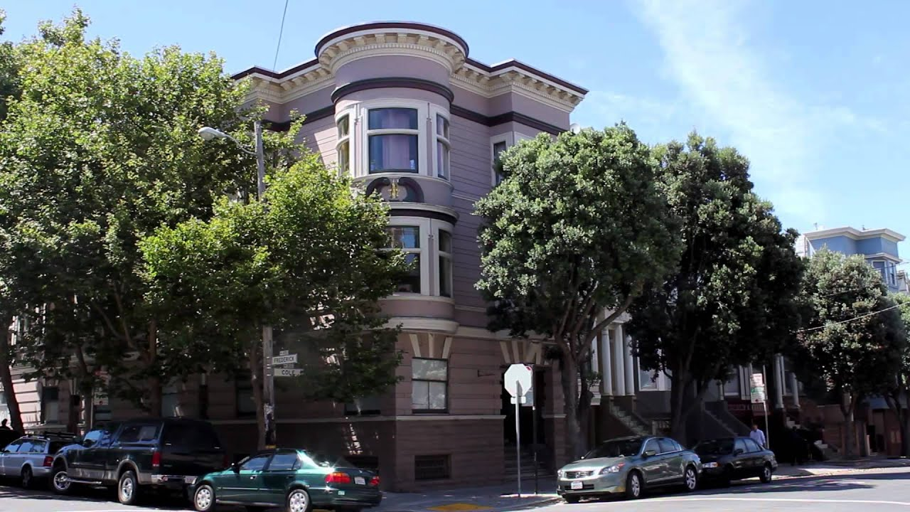 San Francisco Neighborhoods - Cole Valley