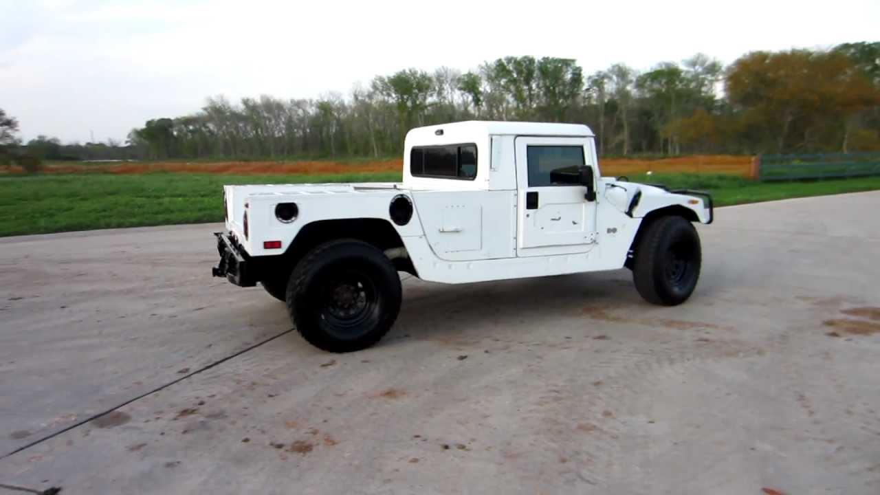 2003 Hummer H1 Truck Youtube