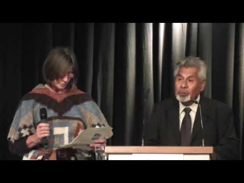 Für menschenwürdige Arbeitsbedingungen | Huberto Juárez Núñez | ethecon Tagung 2016