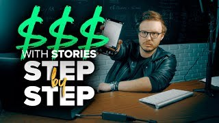 EXACTLY How I Made $10,120.95 with 1 INSTAGRAM STORY