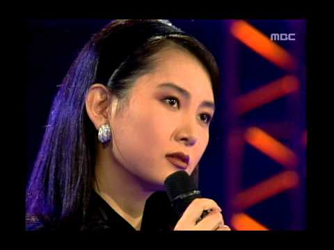 토요일 토요일은 즐거워 - Chae Shi-ra - Comment te dire adieu, 채시라 - Comment te dire adieu, Saturday Night Music Show 1