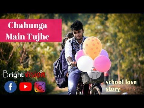 Chahunga Main Tujhe Hardam Tu Meri Zindagi | Cute Love Story| Satyajeet Jena | Full Video Song 2018