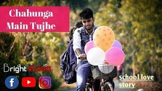 Chahunga Main Tujhe Hardam Tu Meri Zindagi  Cute Love Story Satyajeet Jena  Full Video Song 2018