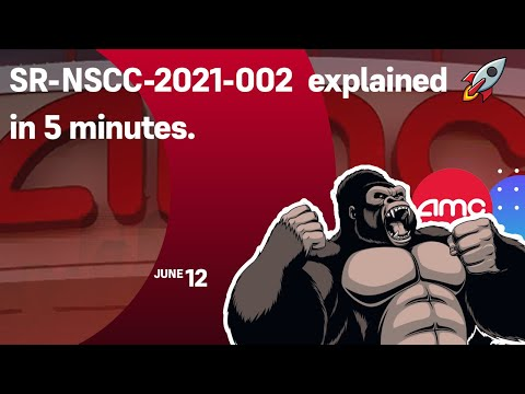 Download AMC   SR-NSCC-2021-002 explained in 5 minutes for smooth brains.