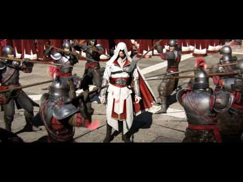 assassin's creed brotherhood trailer 1080p