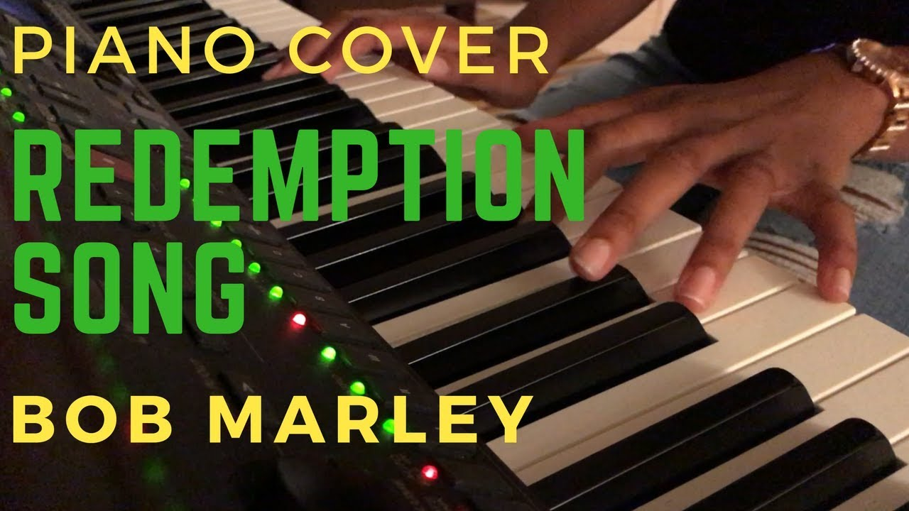 Redemption song bob marley the wailers piano cover youtube redemption song bob marley the wailers piano cover hexwebz Image collections