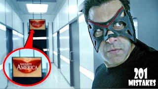 "(201 Mistakes) In KICK - Plenty Mistakes In "" KICK "" Full Hindi Movie | Salman Khan"