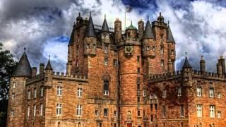 путешествие по Европе - старинный  красивый замок Шотландия - lovely Scotland(, 2014-10-03T05:08:32.000Z)