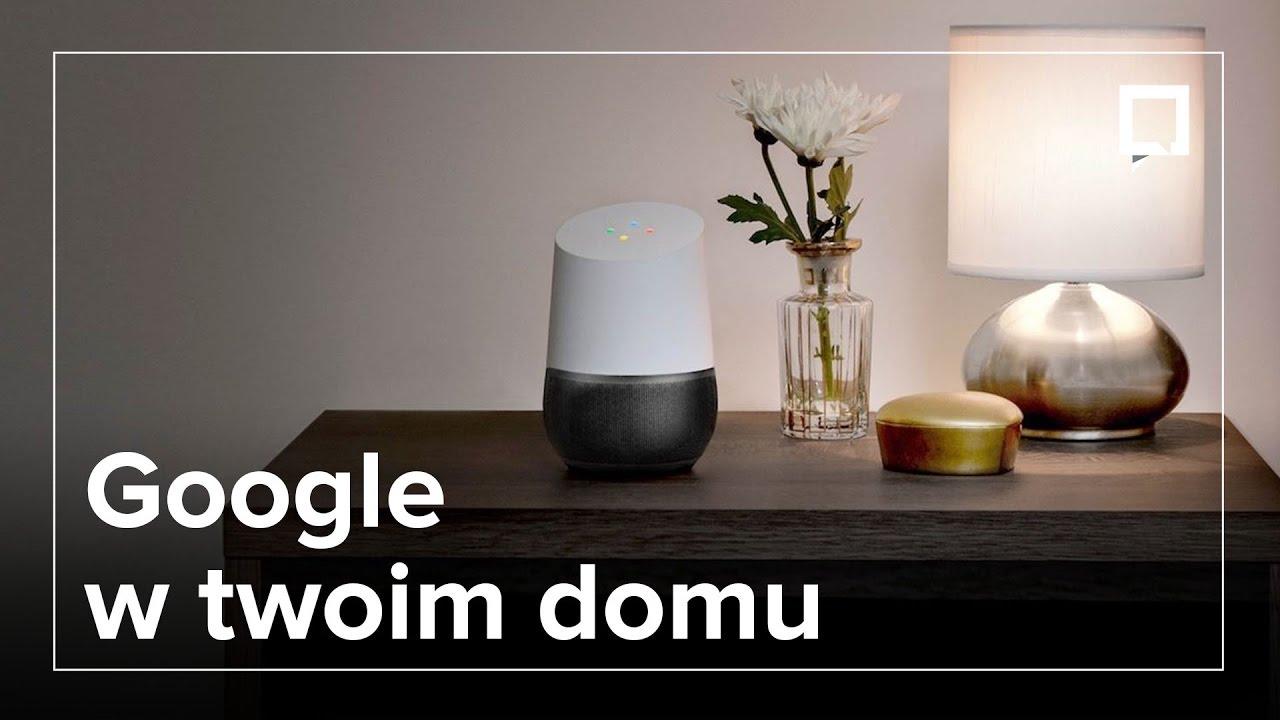 Google Home, czyli jak Google chce wejść do twojego domu