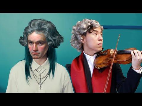 If Beethoven Composed Billie Eilish's 'Bad Guy'