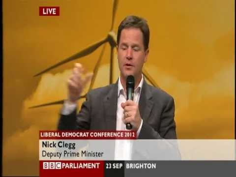 Snoopers' Charter: Nick Clegg answers questions about Draft Communications Data Bill