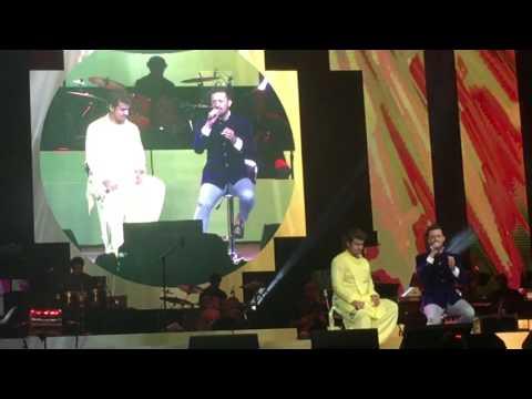 Sonu nigam and Atif Aslam -- Klose to you