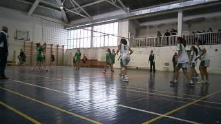 Междуучилищно първенство по волейбол за девойки ПМГ- НАГ