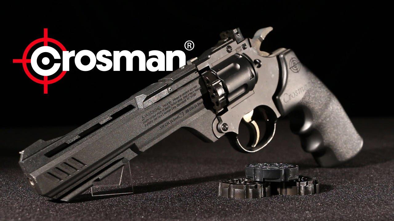 Crosman  357 Magnum CO2 Air Pistol   BUDK com - Knives & Swords At