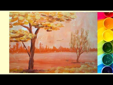 Картину про осень