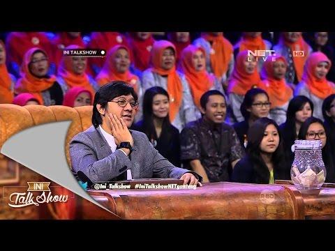 Ini Talk  28 Nov  Ganteng Part 14  Arifin Putra, Andika Pratama, Reuben Alishama