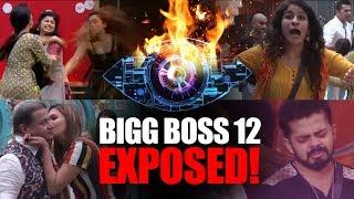 Exposing BIGG BOSS 12 | The Reality of BB12