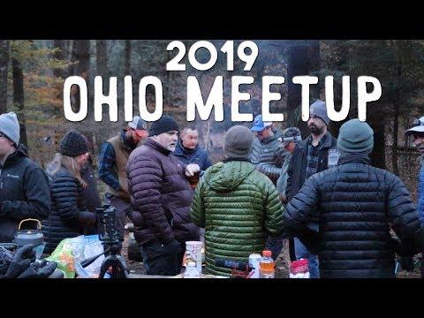 2019 Ohio Backpacking YouTube Meetup