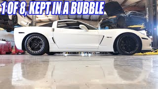 Taming A Unicorn, SUPER RARE Corvette Build! Plus Giving NEW Life To Something That Most Would Trash