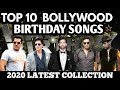 Gambar cover TOP 10 BOLLYWOOD BIRTHDAY SONGS | 2020 LATEST COLLECTION | HAPPY BIRTHDAY | SACRED MEDIA HOUSE