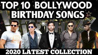 TOP 10 BOLLYWOOD BIRTHDAY SONGS | 2020 LATEST COLLECTION | HAPPY BIRTHDAY | SACRED MEDIA HOUSE