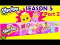 Shopkins SEASON 5 Mega Pack Part 2 of 3 Toy Genie