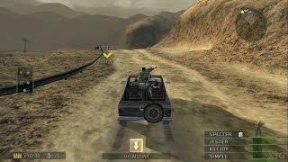 SOCOM 3: U.S. Navy SEALs PS2 Gameplay HD (PCSX2)