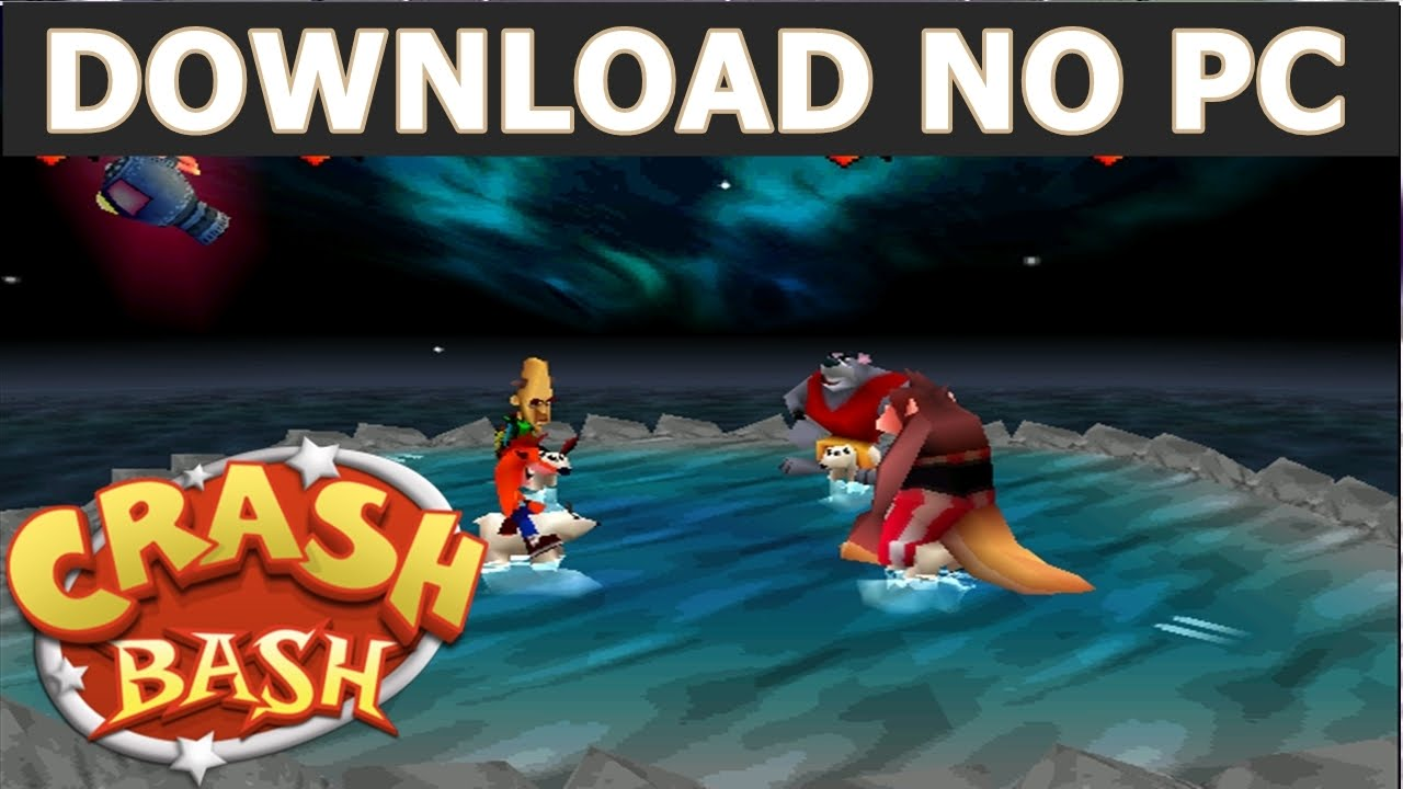 Download crash bash for psp