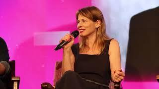 RomaFF13, Tutte le mie notti: conferenza con Barbara Bobulova, Alessio Boni, Porcaroli e Lucibello