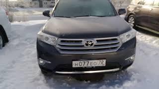 Обзор классных Б/У автомобилей в Сургуте!