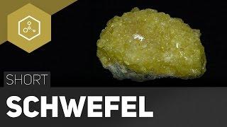 Schwefel - mieser Gestank! - #TheSimpleShort