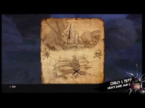 The Elder Scrolls Online Hew's Bane treasure map 2 ii