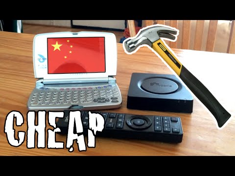 Bored Smashing - Chinese Tech!