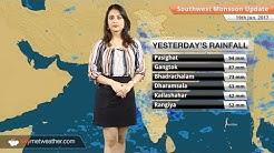 Monsoon Forecast for Jun 20, 2017: More rains to lash Maharashtra, Goa, Telangana and Andhra Pradesh
