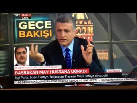 İngiltere Seçimleri Yorumlarım TRT Haber Gece Bakışı