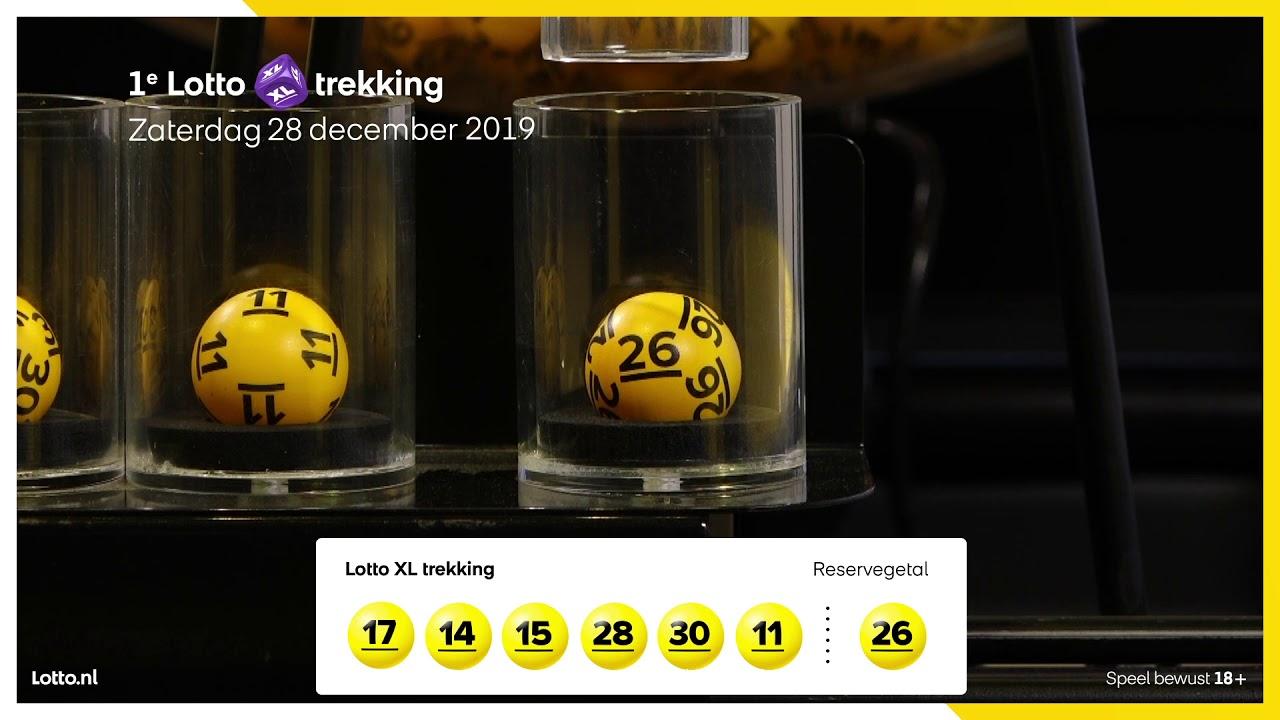 Trekking Lotto Getallen