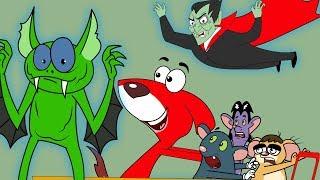 Rat-A-Tat  'Ghost Park +More Funny Cartoon Compilation for Kids'  Chotoonz Kids Funny Cartoon Videos