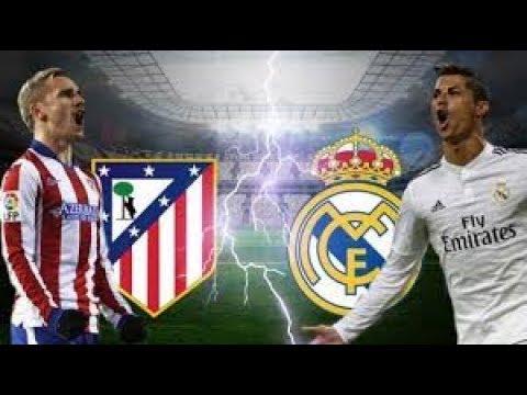 Real Madrid 0-0 Atletico Madrid 18/11/2017 HD Youtube