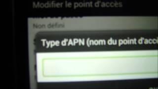Free mobile sur HTC One X ( tuto pour le configurer )