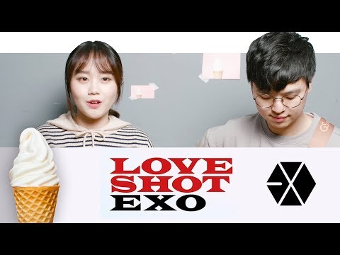"EXO 엑소 ""Love Shot""  Acoustic Cover"