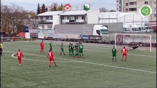 3Ecken1Elfer - SV RW Walldorf vs. VFR Fehlheim_05.11.17