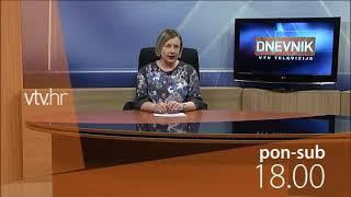 VTV Dnevnik najava 8. ožujka 2019
