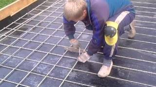 видео Какую арматуру плиты перекрытия