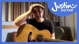 JustinGuitar Live Show [Open Q