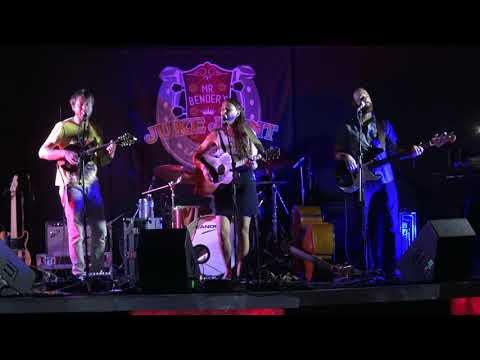 Lindsay Lou - 4-14-18 full show Bender Jamboree Plaza Hotel Las Vega, NV 4K HD tripod
