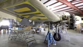 Lockheed Electra restoration